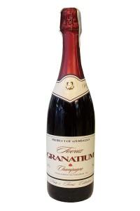 Гранатовое игристое вино