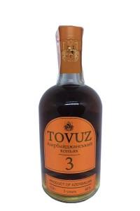 Коньяк TOVUZ V.S. 3-летний