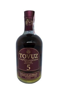 Коньяк TOVUZ V.S. 5-летний
