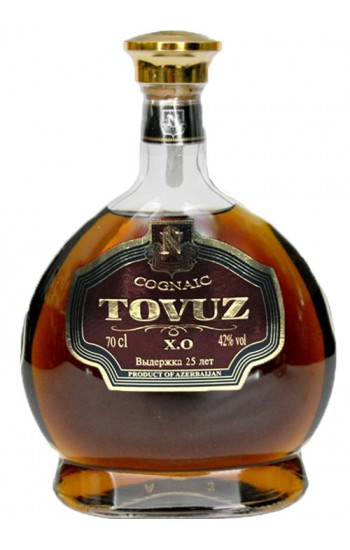 Коньяк TOVUZ X.O. 25-летний