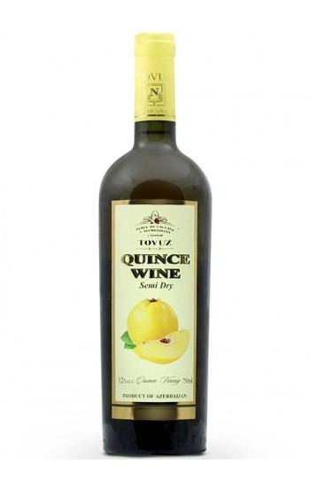 TOVUZ вино айвовое п/сухое