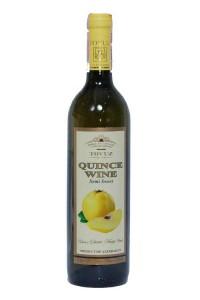 TOVUZ вино айвовое п/сладкое