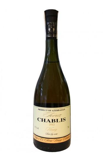 CHABLIS вино белое п/сухое