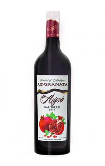 AGSU вино гранатовое п/cладкое