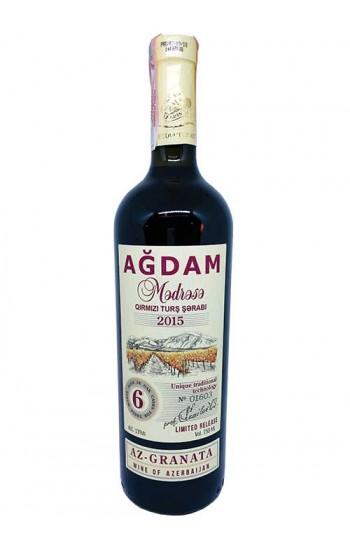 AGDAM вино красное сухое