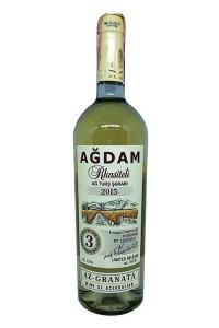 AGDAM вино белое сухое
