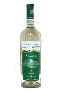 BELLUS вино белое сухое