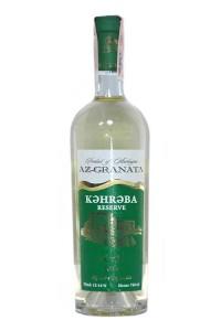 KEHREBA Reserve вино белое сухое